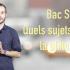 Vidéo : les sujets probables en philo au bac S 2017 par Erwin Canard //©letudiant.fr