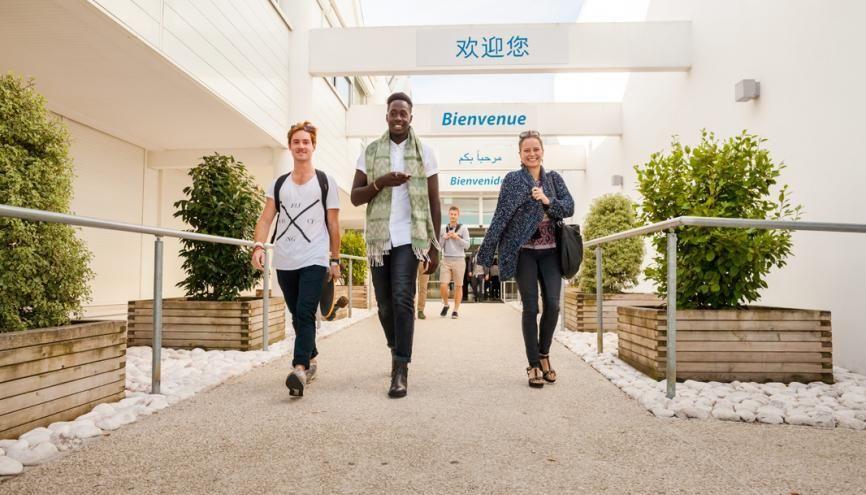 Depuis 2016, La Rochelle Business School a fait de la RSE et du développement durable un objectif académique prioritaire. //©Face à la mer/Sup de Co la Rochelle