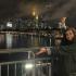 Anissa profite de sa vie d'étudiante en Erasmus à Francfort. //©Photo fournie par le témoin