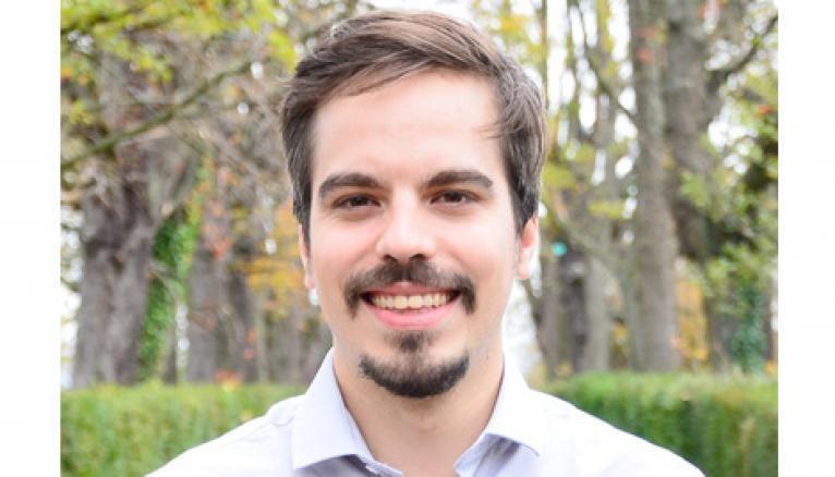 Vincent Opitz, vice-président à la FNESI.
