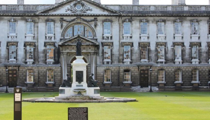 L'université de Cambridge est l'un des établissement les plus sélectifs du Royaume-Uni. //©Sophie de Tarlé