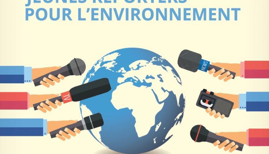 Ce concours sensibilise les jeunes au développement durable. //©Jeunes reporters pour l'environnement