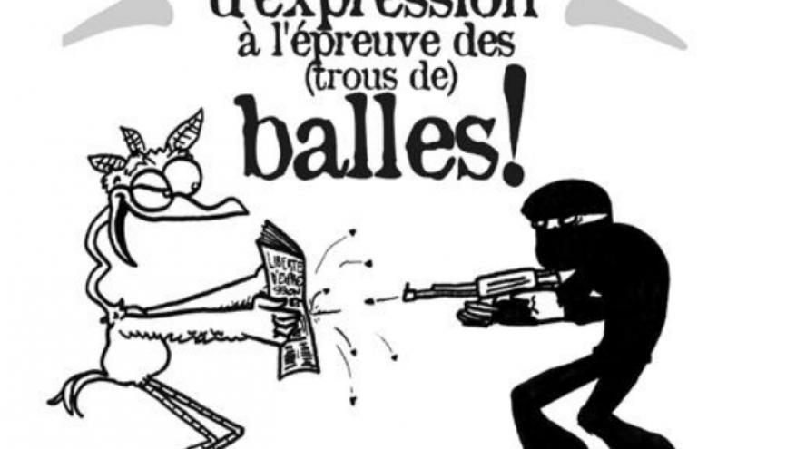 """Contribution de Baptiste Sanchez, ancien de """"Kaboom"""", le journal du lycée Blaise-Pascal à Brie-Comte-Robert (77) - février 2015 //©Baptiste Sanchez"""