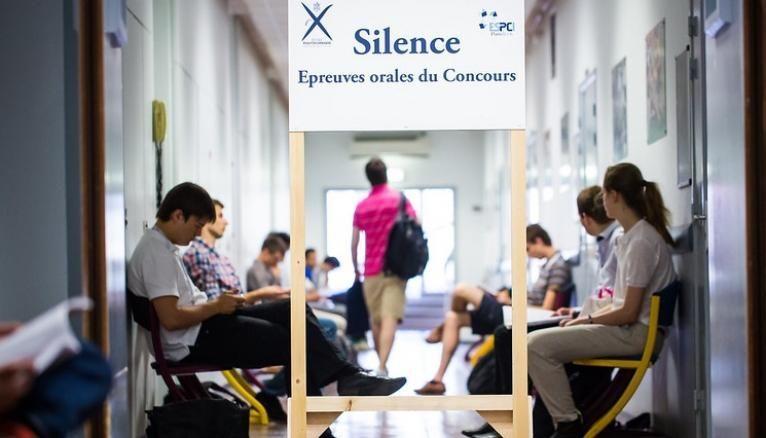 Près de 750 candidats passeront les épreuves orales à l'Ecole Polytechnique.