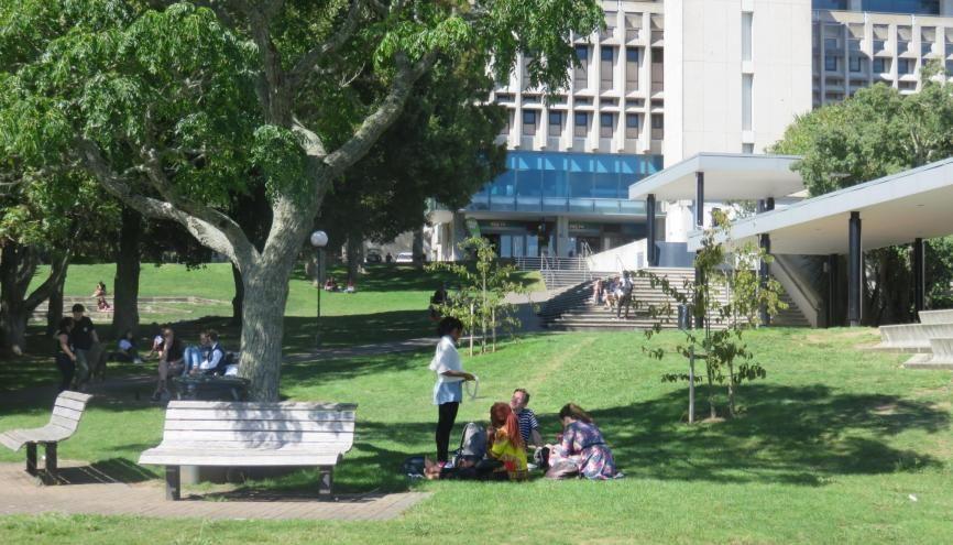 Les universités néo-zélandaises demandent un niveau B2 en anglais (6 à l'IELTS ou 60-78 au TOEFL) pour entrer en Bachelor. //©Marie-Anne Nourry
