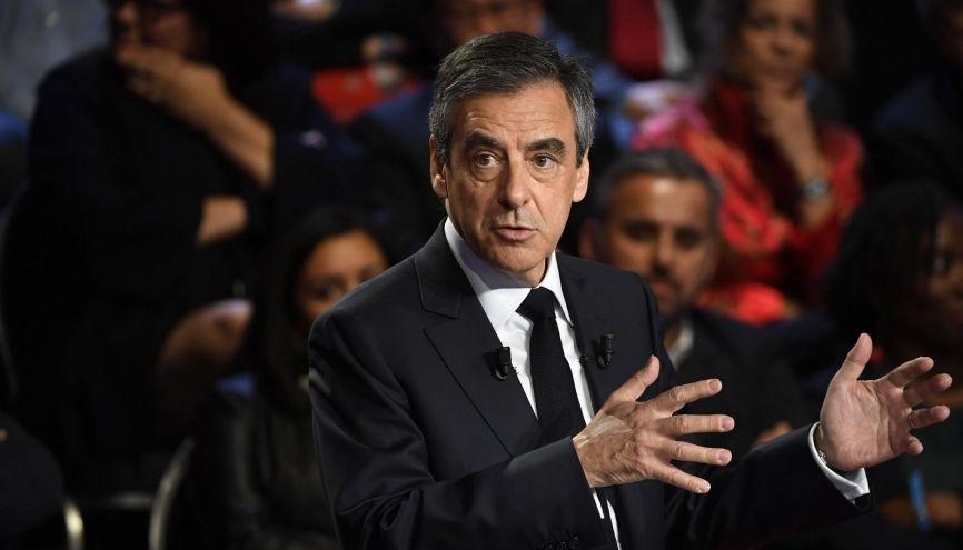 François Fillon est favorable à une réforme du bac et à l'augmentation des frais de scolarité en master. //©LIONEL BONAVENTURE/POOL-REA