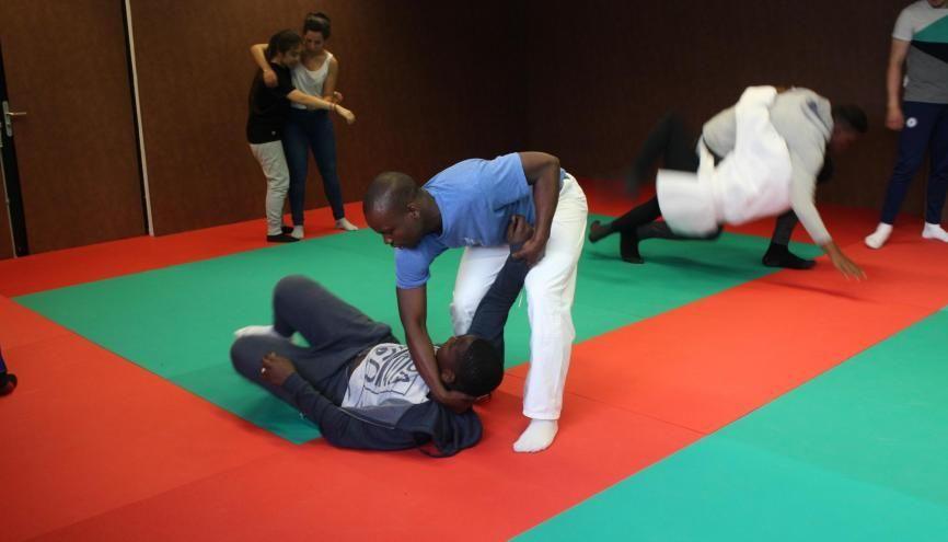 Le premier événement de Sport&Fun était consacré aux arts martiaux. //©Sport&Fun