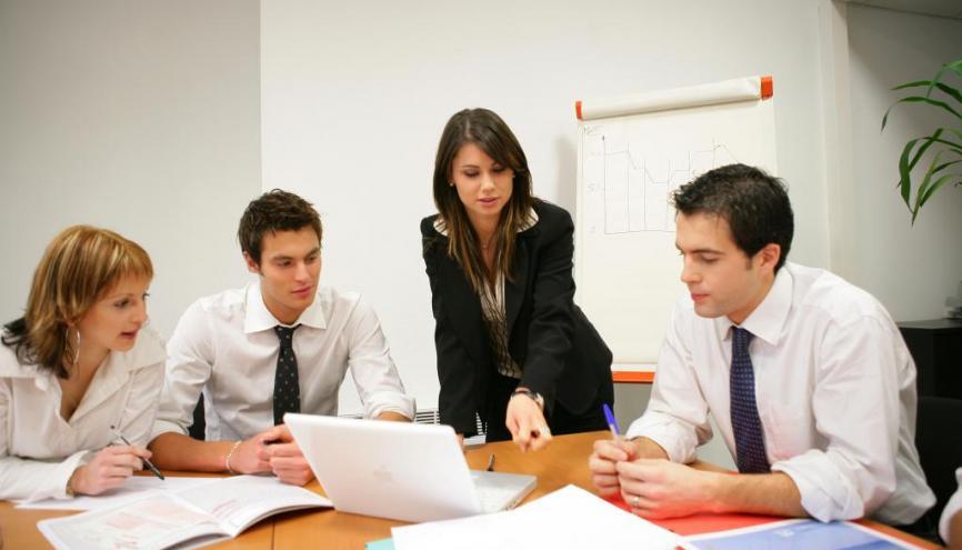 Sachez repérer vos qualités pour devenir un bon manager. //©Phovoir