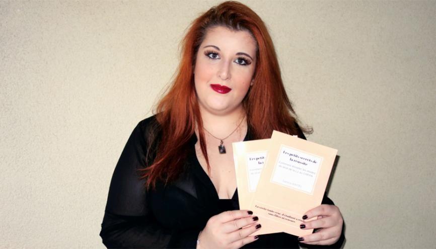 """""""J'avais envie d'écrire un livre de conseils pour les étudiants en droit."""" //©Photo fournie par le témoin"""