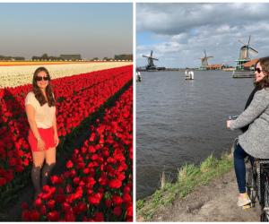 Après un an passé aux Pays-Bas, Juliette en connait tous les plus beaux endroits.