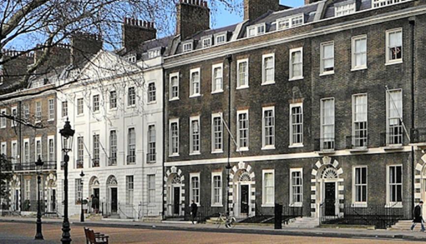 L'école Jeannine-Manuel est située près du British Museum, au coeur de Londres. //©École Jeannine Manuel
