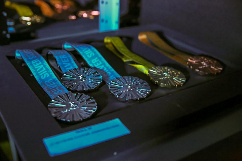 Lors de cette 43e édition, la France a remporté neuf médailles : deux d'or, quatre d'argent et trois de bronze - © WorldSkills France / Daniel Le Stanc //©WorldSkills France / Daniel Le Stanc