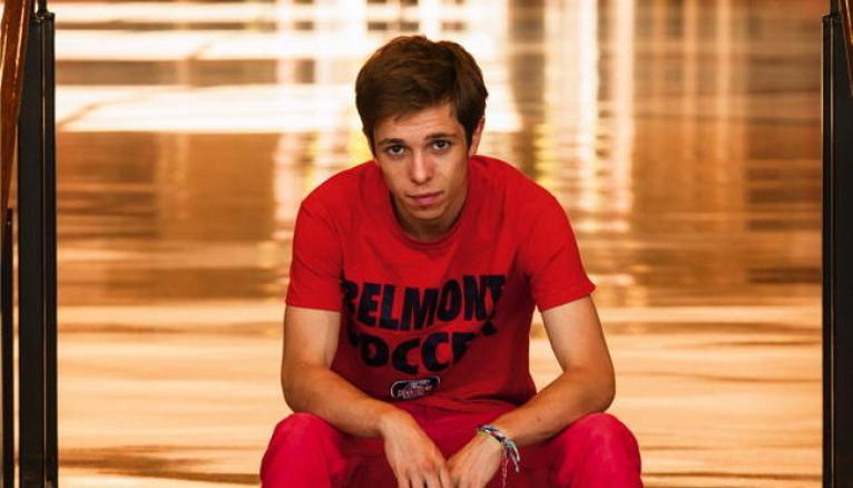 Thomas a obtenu une palce à l'université Belmont, partenaire de l'EM Normandie ; ils sont quatre Français au total sur le campus.