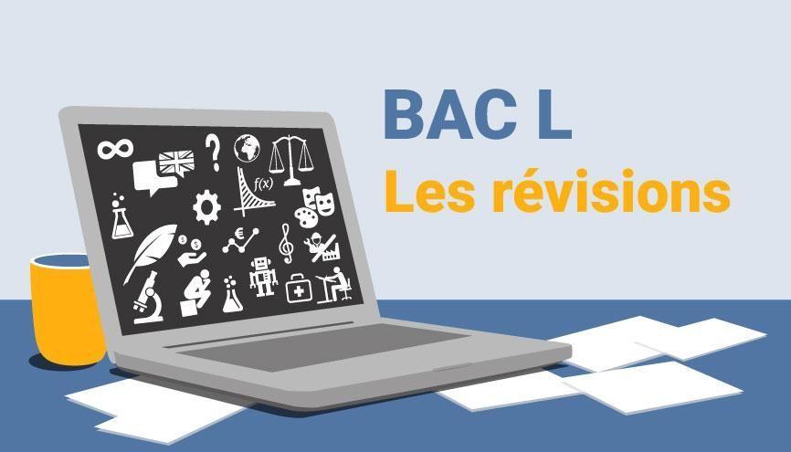 Bac L - Les révisions //©Juliette Lajoie