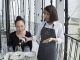 Lucie, chef sommelière au restaurant Le 7, à Bordeaux (33), passe son bac au lycée d'hôtellerie et de tourisme de Gascogne, puis une MC en sommellerie. //©Sabine Delcour pour l'Étudiant