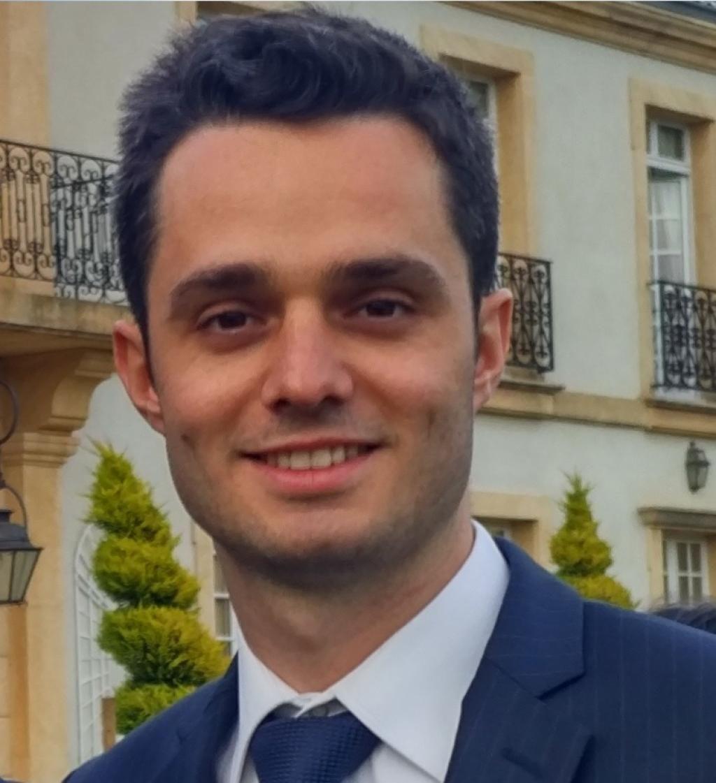 Thomas Lamorelle, 28 ans, exerce depuis 2017 les fonctions de substitut du procureur au tribunal de grande instance de Lyon. //©Photo fournie par le témoin