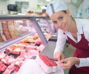 La boucherie-charcuterie est un secteur important d'emplois en Bretagne.
