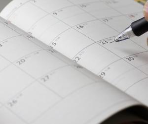 Retrouvez le calendrier d'inscription aux concours de la fonction publique.