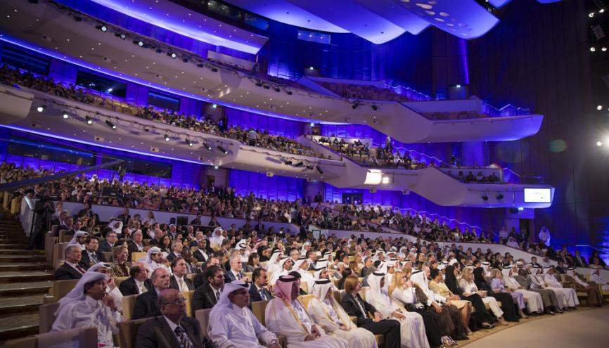 Le Sommet WISE 2015 se déroule à Doha, au Qatar, à partir du 3 novembre. //©WISE