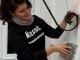 Maud Mazzola Rossi, 28 ans, a lancé en 2016 sa petite entreprise de peinture et décoration d'intérieur //©Photo fournie par le témoin