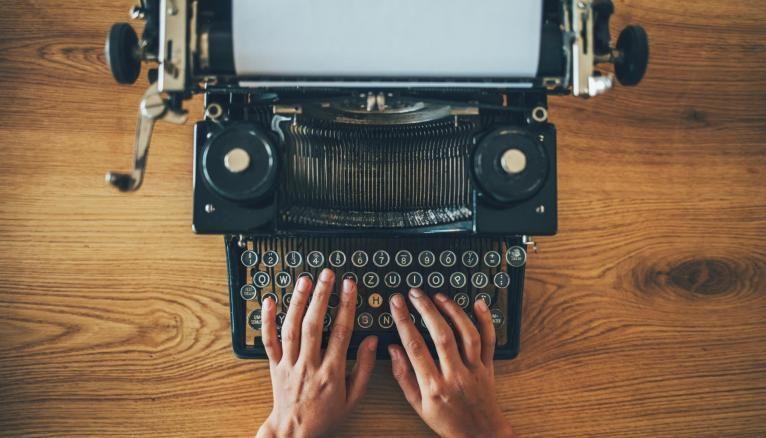 Vous avez l'âme d'un écrivain ? Alors optez pour un master en création littéraire !