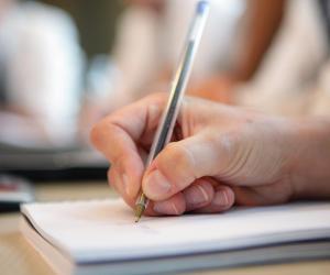 Dans une lettre de motivation, il faut montrer ses points forts : montrez que chez vous l'orthographe en est un!