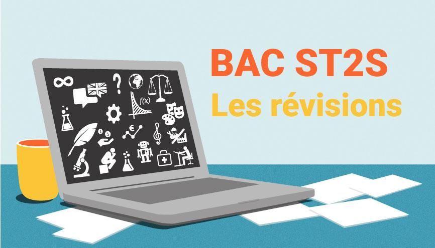 Bac ST2S - Les révisions //©Juliette Lajoie