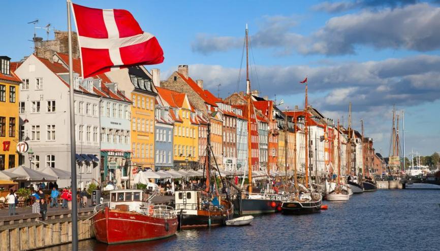 Comme la Suède et la Finlande, le Danemark fait partie de l'Union européenne… mais il n'a pas adopté l'euro. //©Fotolia
