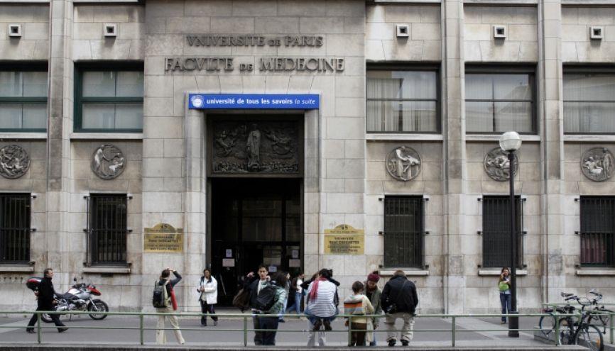 Sous certaines conditions de diplôme, il est possible d'intégrer la fac de médecine directement en deuxième ou troisième année. //©Photothèque Paris-Descartes/Dominique Cartelier