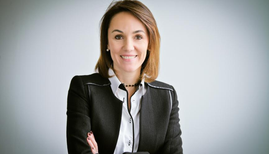 Valérie Sablé, Directrice associée dans le cabinet de recrutement Robert Half //©Robert Half