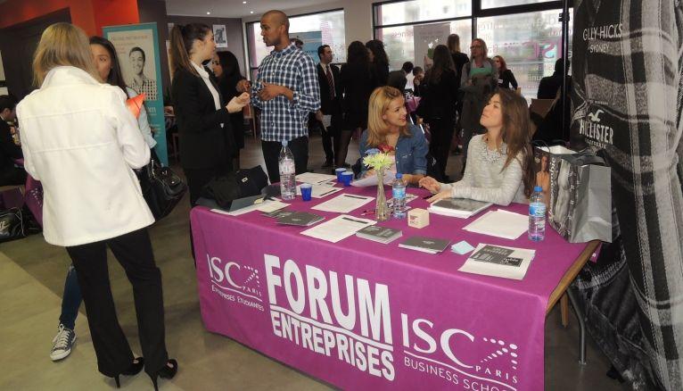 Forum Entreprises de l'ISC