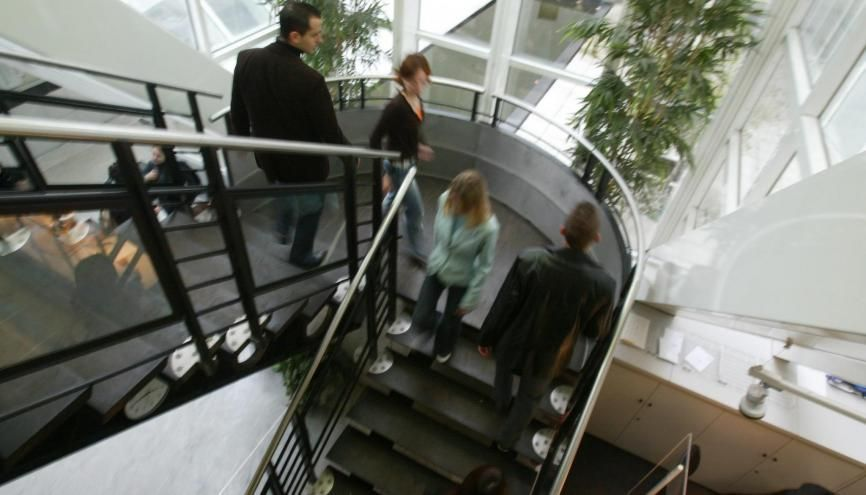 L'INSEEC se place en 19e position du classement SIGEM. //©Inseec