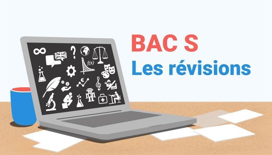 Bac S - Les révisions //©Juliette Lajoie