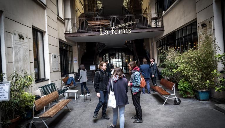 Les Studios Pathé ont déménagé et les étudiants ont remplacé les professionnels du septième art.
