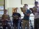 Environ 90% des collèges publics comptent aujourd'hui une chorale scolaire, selon l'association des professeurs d'éducation musicale //©plainpicture/Ted Catanzaro