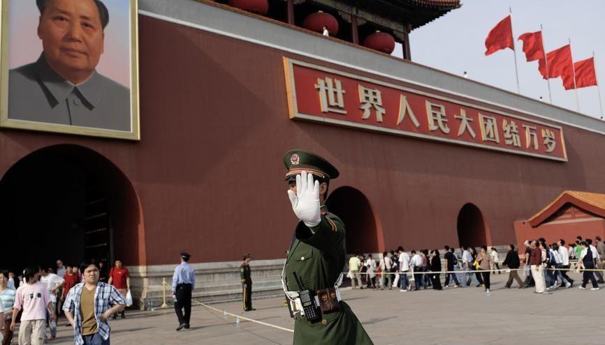 La Chine et le monde de 1949 à nos jours : un chapitre tombé au bac en histoire-géographie. //©plainpicture/Goto-Foto/Till Leeser