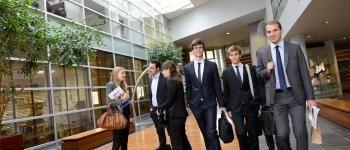 Mastères Spécialisés éco-droit, Audencia Business school