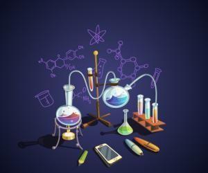 Voici le programme de la spécialité physique-chimie en première.