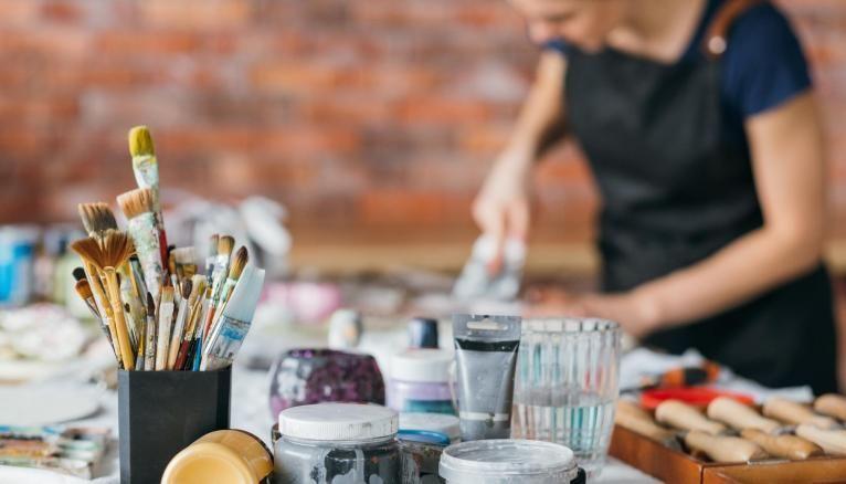 La spécialité arts se décline en sept sous-spécialités et vous devez en sélectionner qu'une seule.