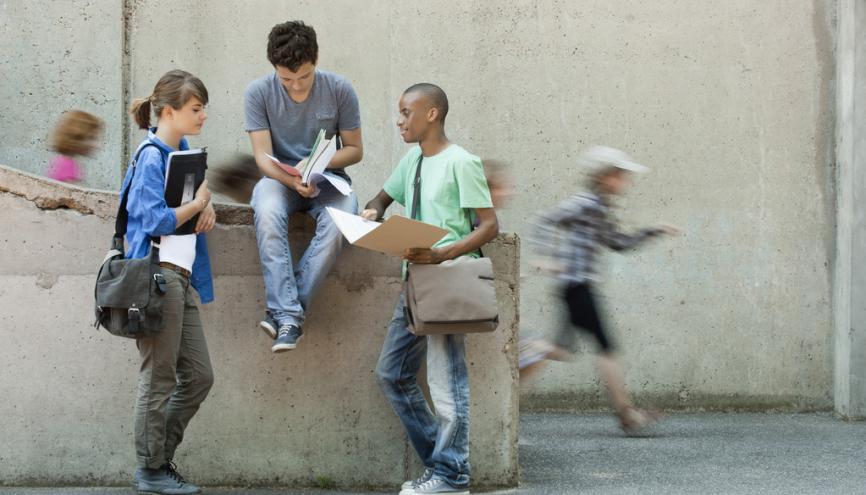 De nombreuses écoles inscrivent encore à la rentrée. //©plainpicture/PhotoAlto