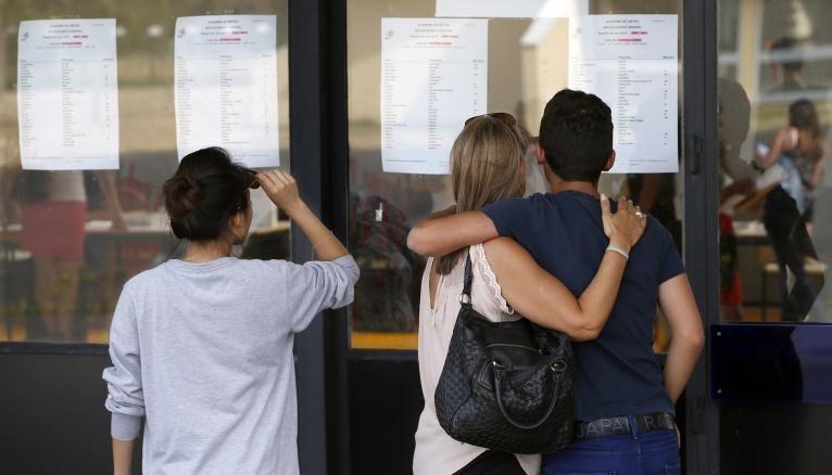 Le gouvernement espère franchir le cap des 80% de diplômés du baccalauréat au sein d'une classe d'âge avant 2022.