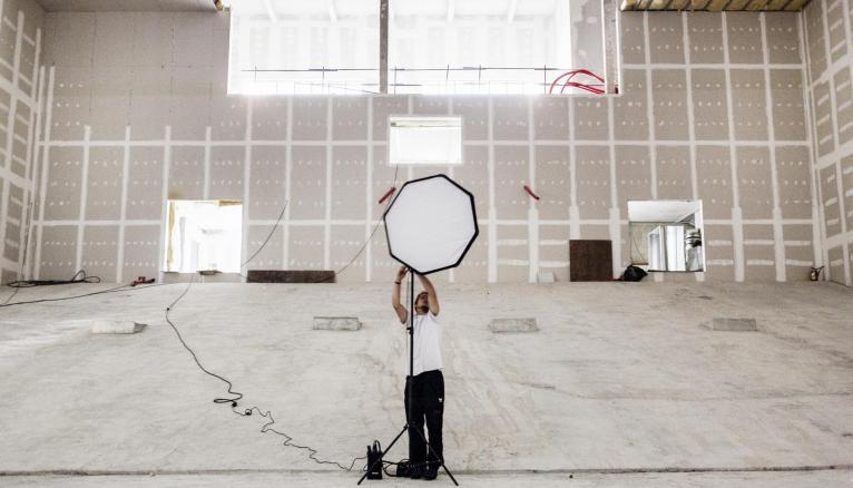 L'école Louis-Lumière forme des techniciens en cinéma, photo et son.