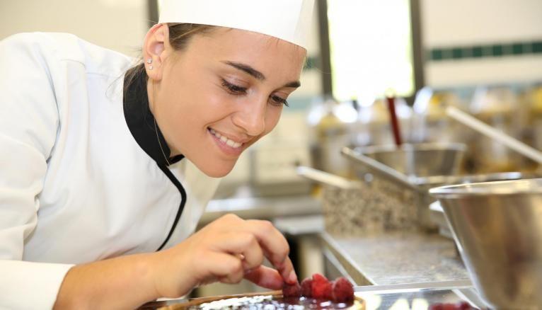 Miriam : la pâtisserie par amour de l'art