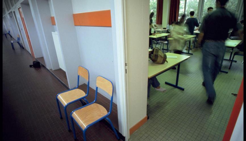 Etre admis dans un établissement supérieur parisien quand on vient de banlieue : une mission impossible ? //©©Gilles LEIMDORFER/REA