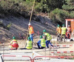 Le secteur des travaux publics prévoit 200.000 embauches dans les 5 ans à venir. La Fédération nationale des travaux publics veut former 12.000 apprentis par an.