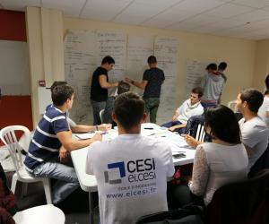 L'EI.CESI accueille 100 % de ses élèves via les admissions parallèles.