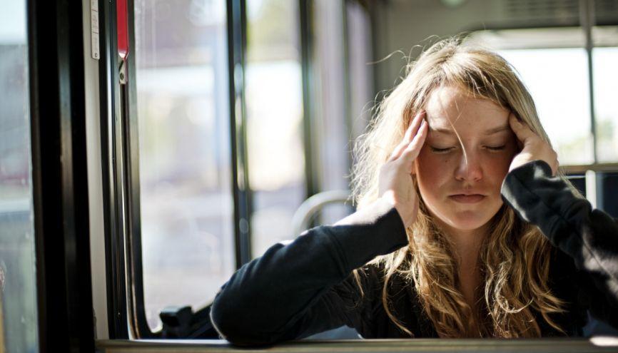 Dans près d'un tiers des cas, les difficultés scolaires sont à l'origine des pensées suicidaires des étudiants. //©plainpicture/Erickson/Jim Erickson