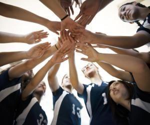 La pratique d'un sport collectif : une bonne façon de gagner de spoints pour Parcoursup !
