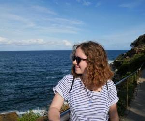 Léa a profité de son séjour en Australie pour visiter la côte est du pays.