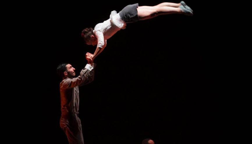 Xavier a fait de sa passion son métier. //©Christophe Raynaud de Lage/Compagnie XY